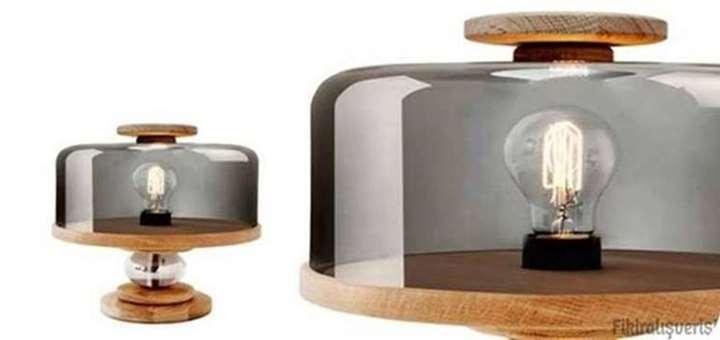 Pasta Kabından Masa Aydınlatması
