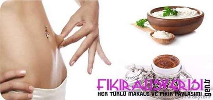 Diyet listenize Türk kahvesi ve yoğurdu dahil edin.