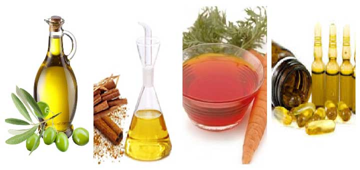 Havuç Yağı, Zeytinyağı, Tarçın Yağı ve E Vitamini karışımı ile hızlı bronzlaşmak