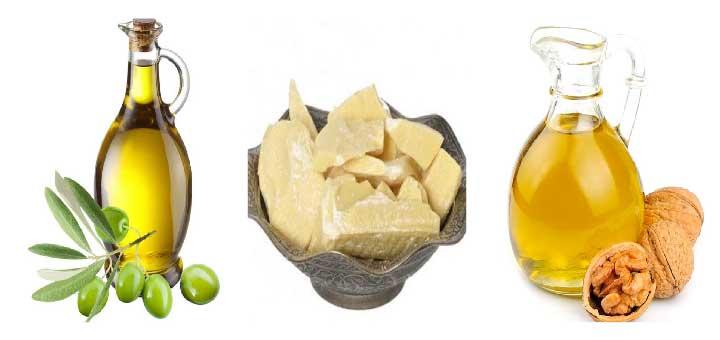 Ceviz Yağı, Kakao Yağı ve Zeytinyağı karışımı ile hızlı bronzlaşmak