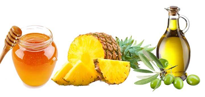 Ananas Maskesi (Kuru ciltler için)
