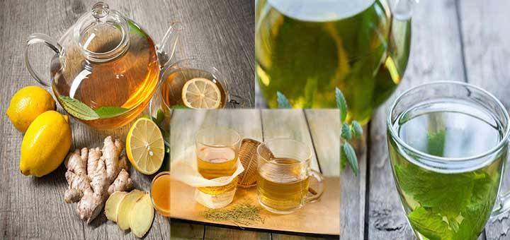 Evde detoks çayı nasıl yapılır, detoks çayı tarifleri