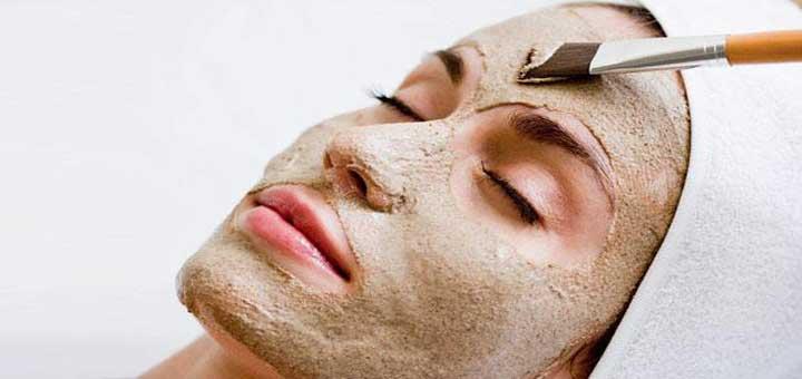 Sivilcelere karşı kil maskesi