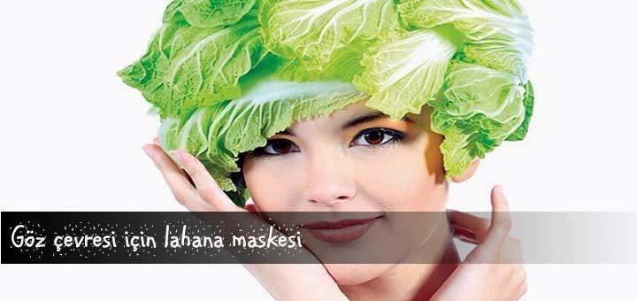 Besleyici lahana maskesi